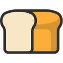 256x256 bread icon